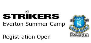 Everton Summer Camps